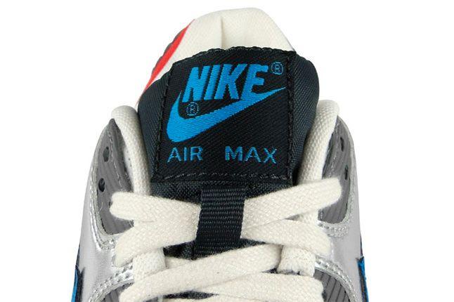 Nike Air Max 90 Optimus Prime Tongue 1