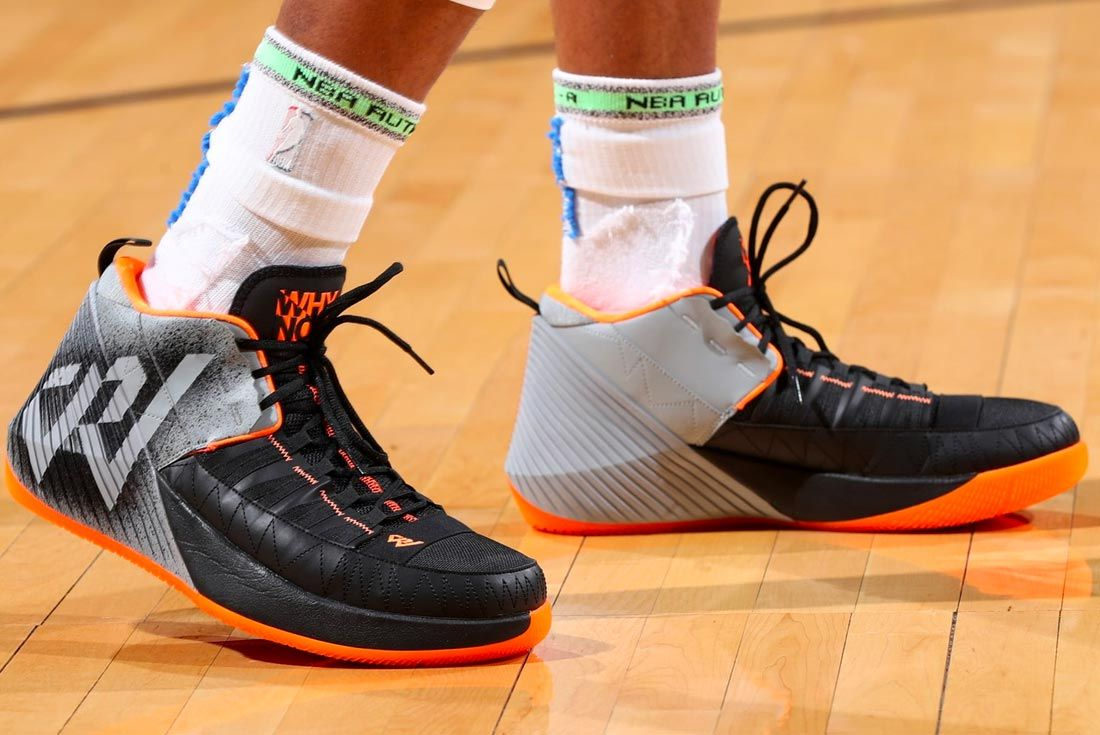 The Steeziest Nba Sneaker Moments From October 6