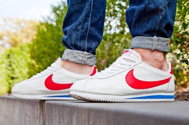 rodear africano Alegre  Nike Cortez (Forrest Gump) - Sneaker Freaker