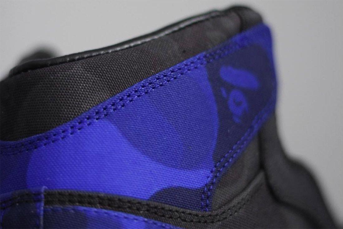 Air Jordan 1 Royal Bluebape Custom 2