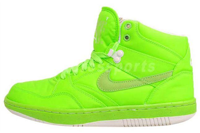 Nike Sky Force Mid Neon 01 1