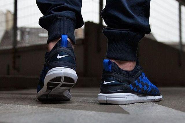 Nike Free Og Woven Obsidian Blue 7