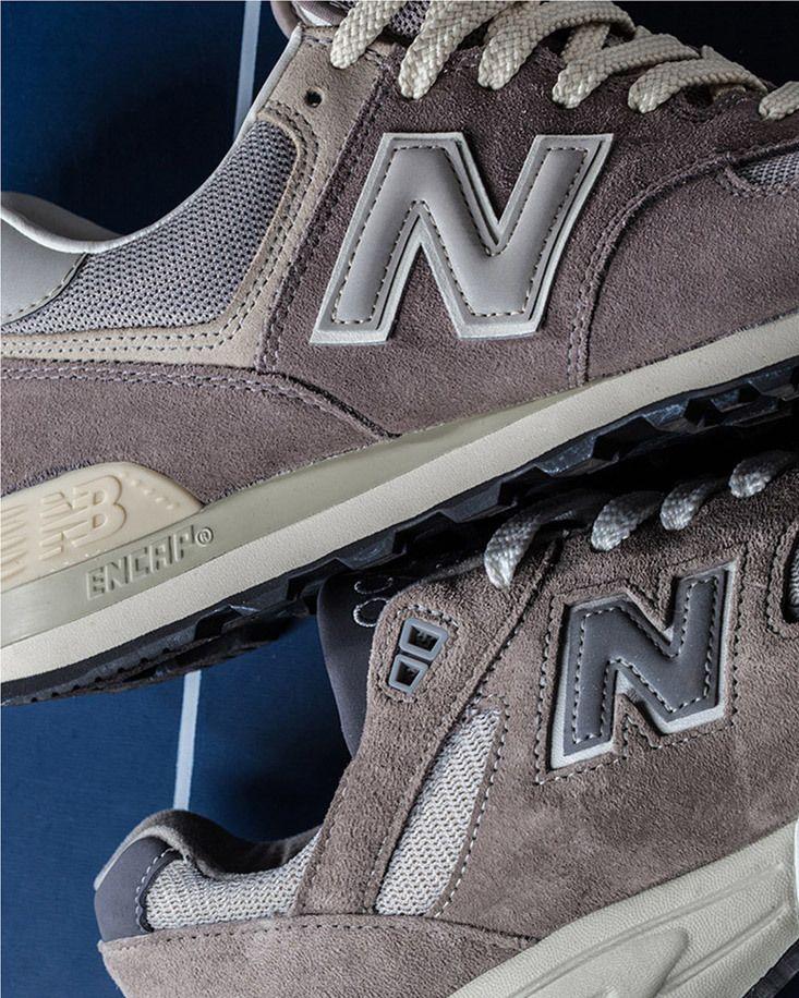 New Balance: The Origins of Grey - Sneaker Freaker