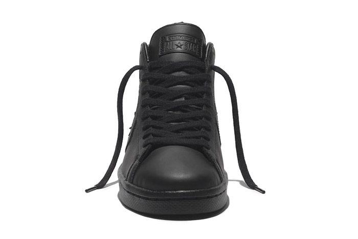 Converse Pro Leather 76 Mono High Black 1