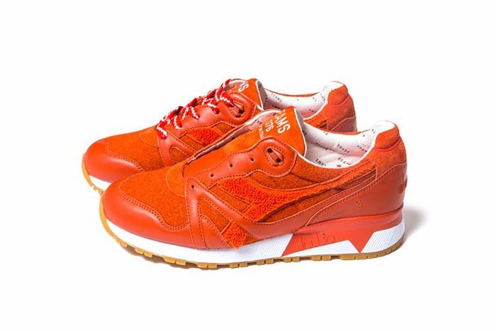 Diadora N9000 Beams 40Th Anniversary Lateral