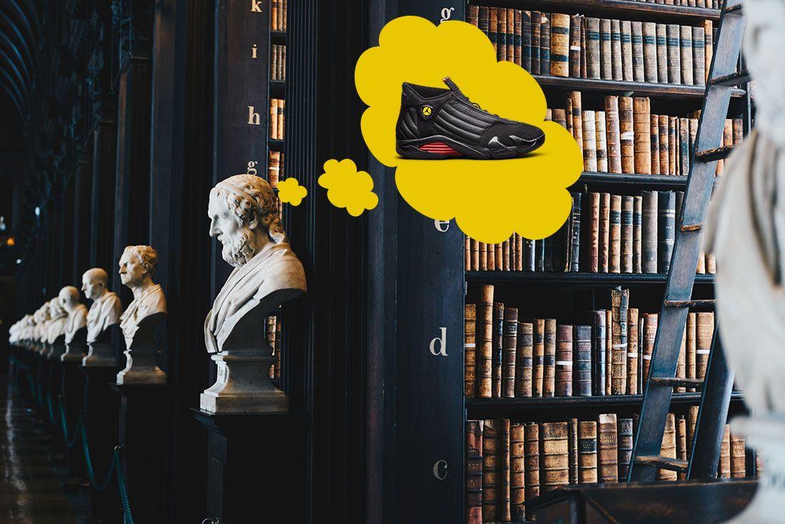 Header Sculpture Thinking Of Jordans