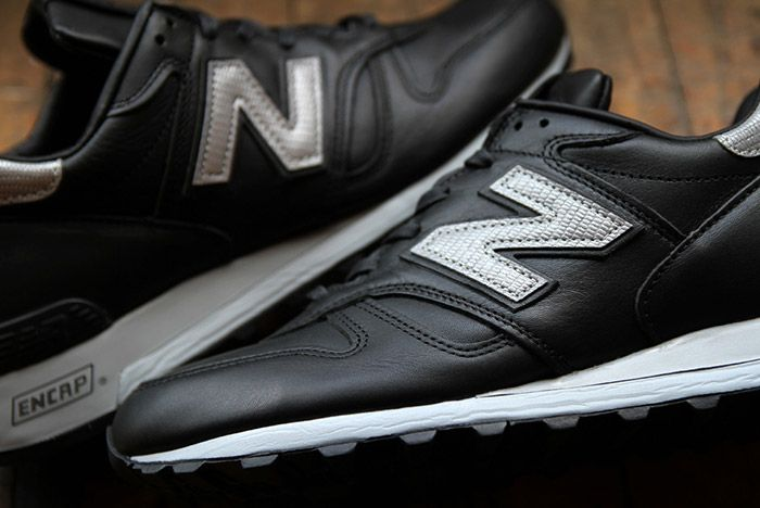 New Balance 1300 Made In Usa Age Of Exploration Black Leather 2