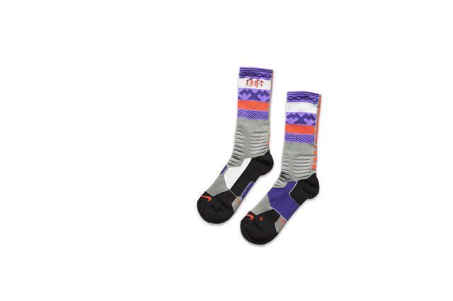 Nike Sp14 Bhm Laydowns Elite Crew Bball Sock