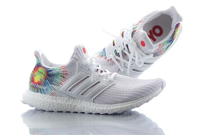 Adidas Ultraboost 4 0 Tokyo Fw3730 Release Date Pair