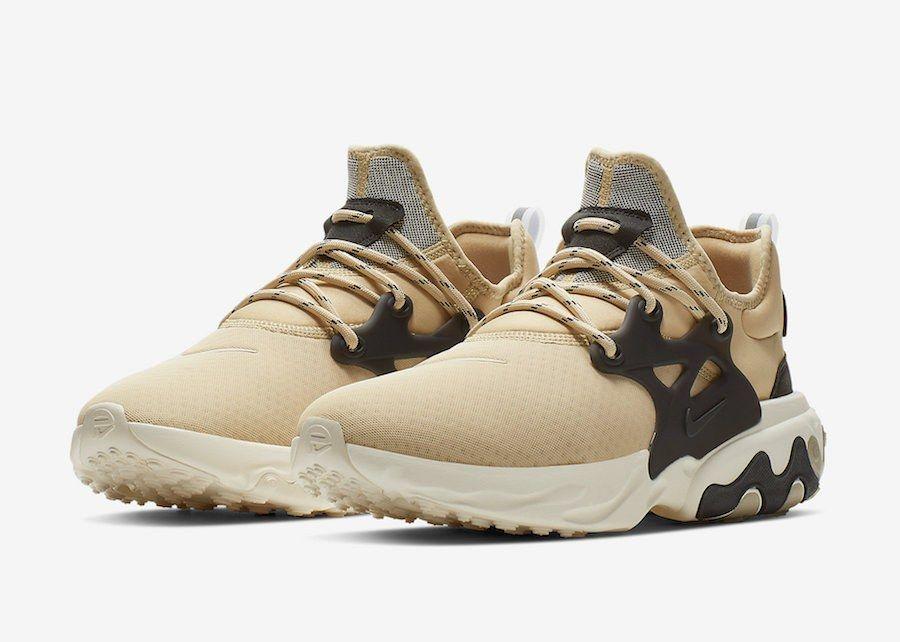 Nike React Presto Witness Protection Av2605 200 Release Date 4 1 Pair