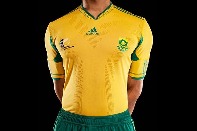 Adidas South Africa World Cup Kit 1 1