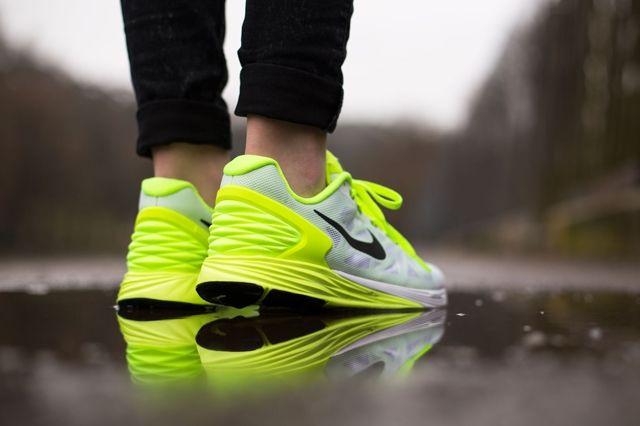 Nike Lunarglide 6 Gs Liquid Lime Volt 2