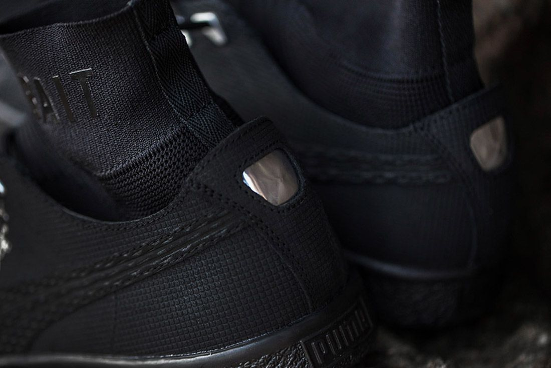 Bait Black Panther Puma Clyde Sock 1