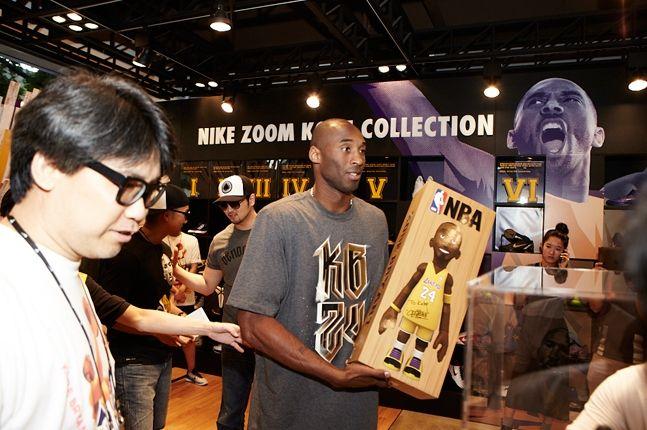Kobe Bryant Coolrain Toy 2 1
