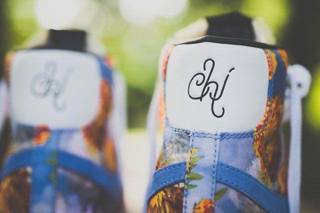 Nike Vintage Blazer City Pack Chi Heel