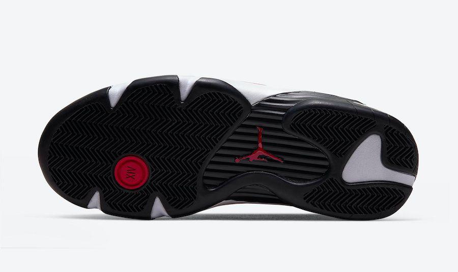 Air Jordan 14 Gym Red Sole
