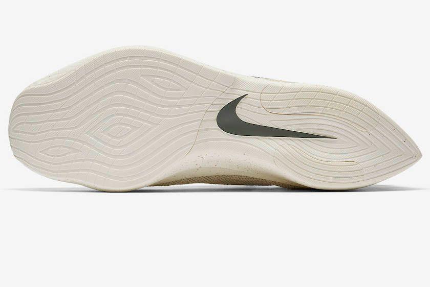 Nike Vapor Street Flyknit Khaki Aq1763 200 Outsole