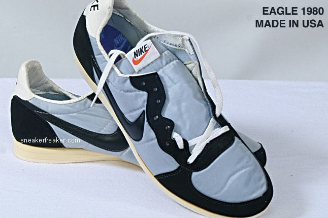 Vintage Collector Lindy Darrell Nike Runners 15