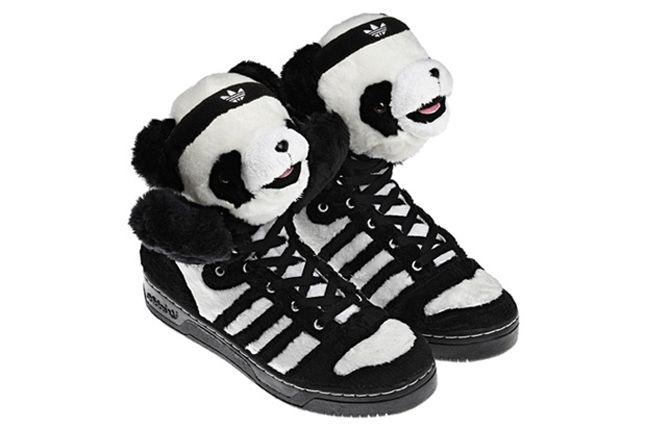 Jeremy Scott Panda Adidas 3 1
