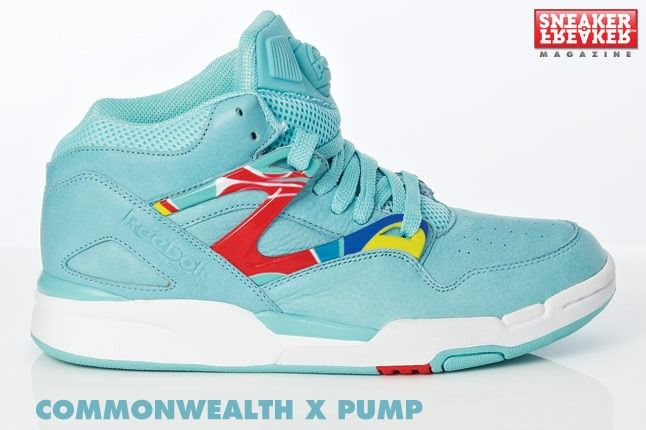 Reebok Pump Commonwealth 1