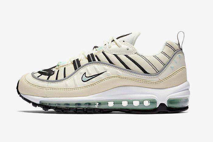 Nike Air Max 98 Off White Mint 2
