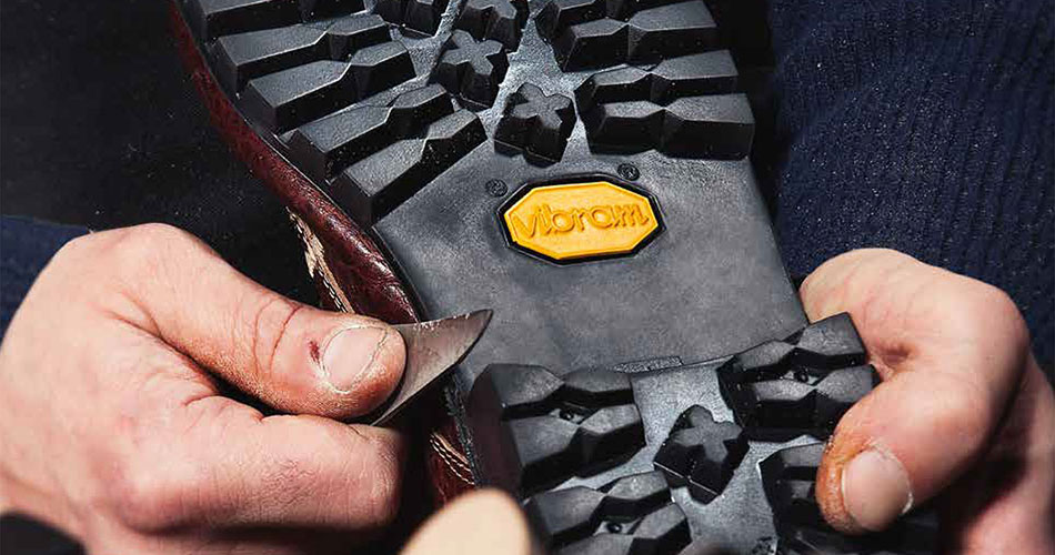 Vibram Sole Repair