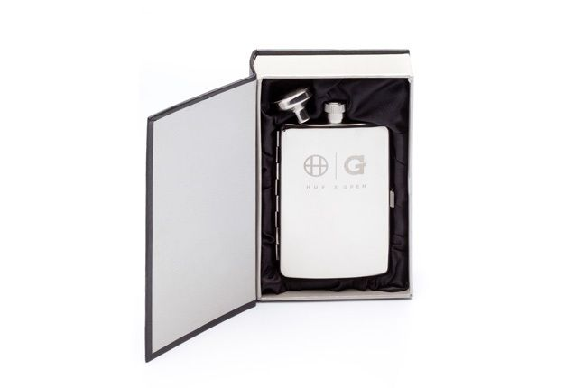 Huf Grenco Science G Flask Book Open Kit 1