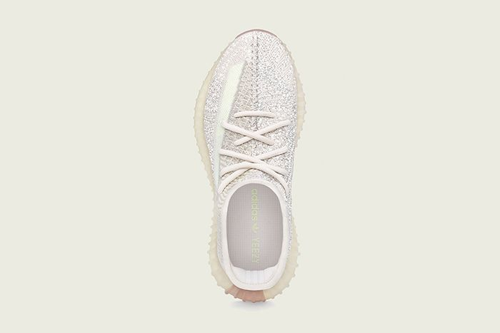 Adidas Yeezy Boost V2 Citrin Non Reflective Fw5318 Fw3042 Release Date Top Down