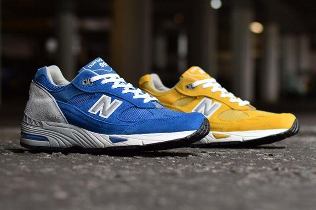 New Balance 991 New Colours 8