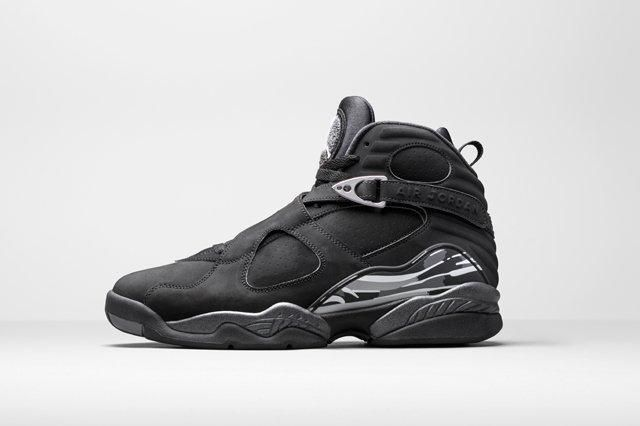 Air Jordan 8 Chrome 5