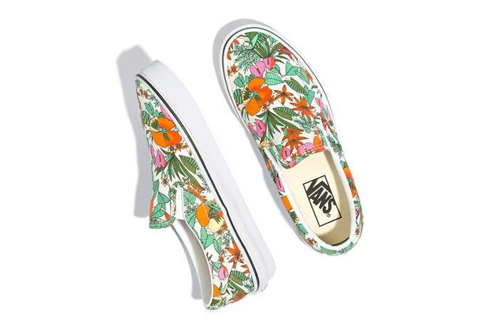 Vans Multi Tropic Slip On 2