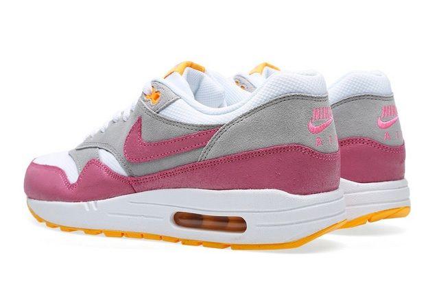Nike Air Max 1 White Pink Glow 3