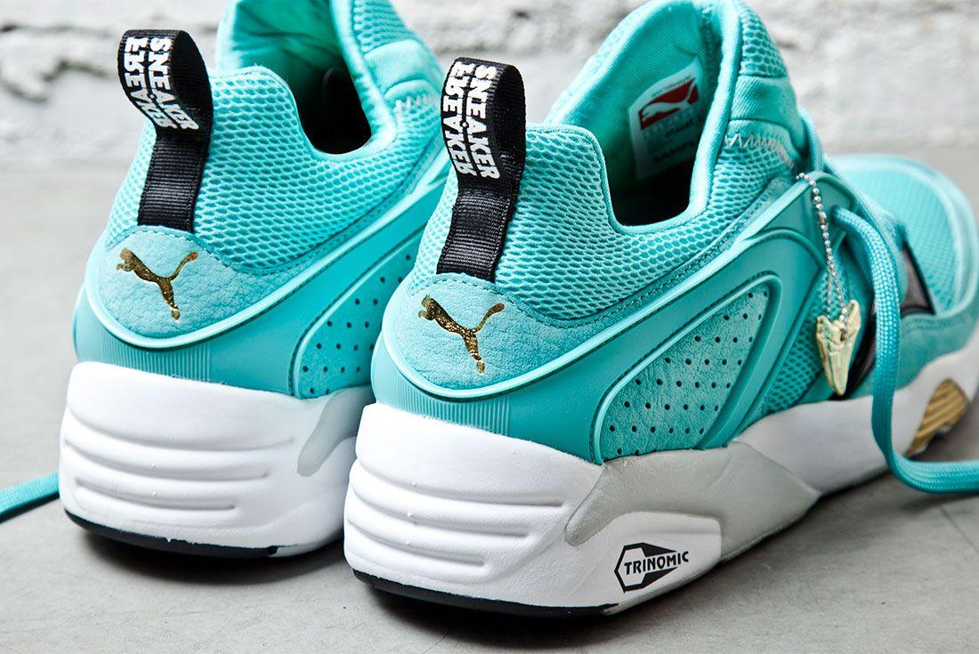 Puma Sneaker Freaker Shark Mint 6