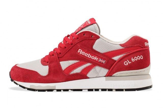 Reebok Gl 6000 Red Steel 4