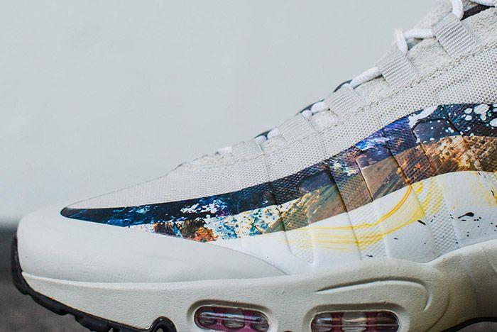 Dave White Nike Air Max 95 Dw Albion White Blue 6