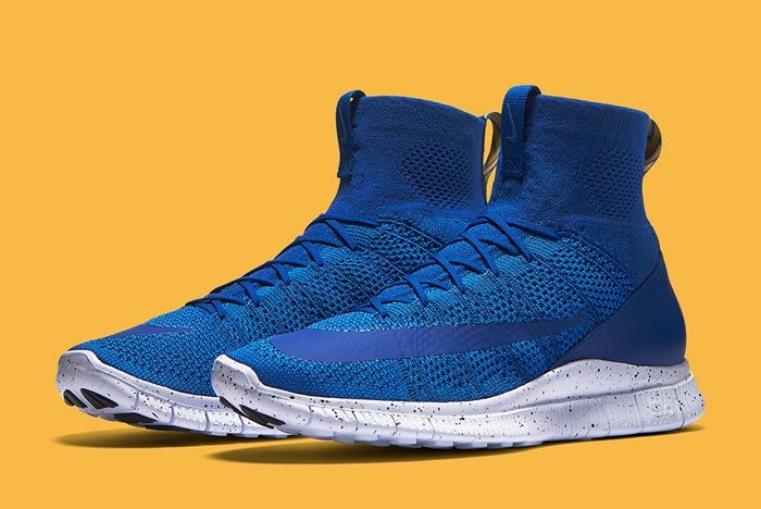 Nike Free Mercurial Flyknit Game Royal 5