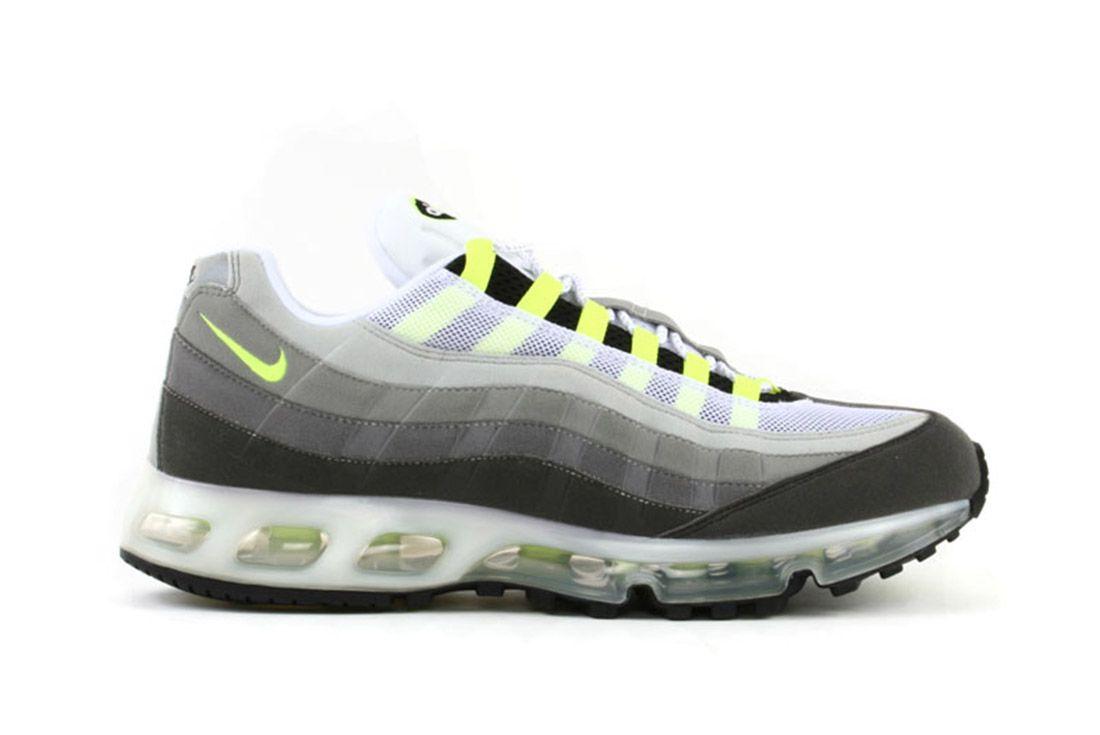 Material Matters Hybrids Nike Air Max 95 360 1