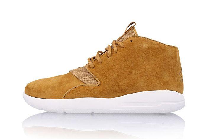 Jordan Eclipse Chukka Leather Light Brown Sneaker Freaker 3