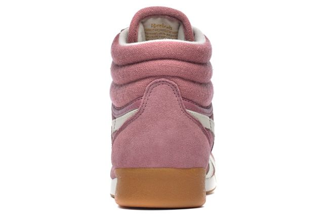 Reebok Freestylehi Rosepink Heel Profile 1