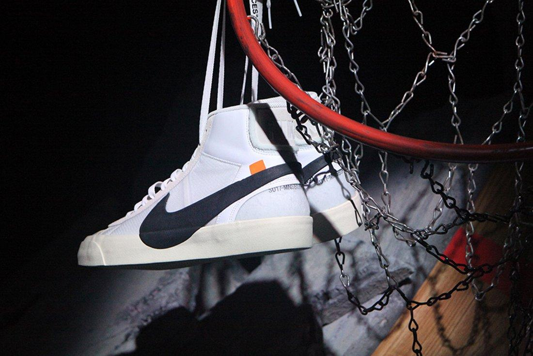 Off White X Nike The Ten Event 21