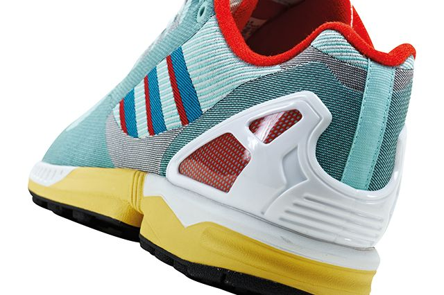 Adidas Originals Zx Flux 000 Og Weave Pack 11