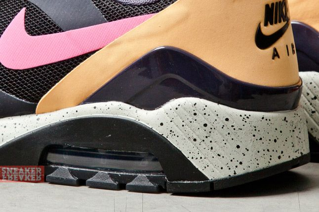 Nike Air Max Terra 180 Black Pink Foil Gridiron 1 Det