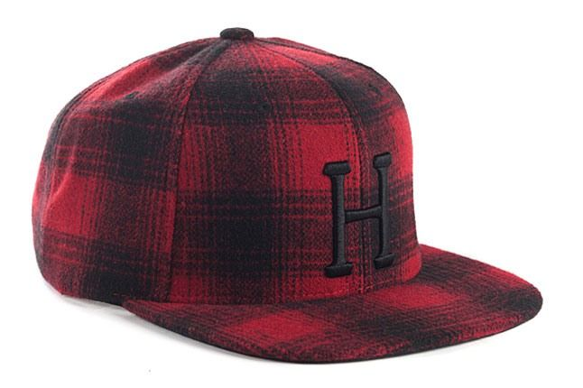 Huf Red Starter Cap 1