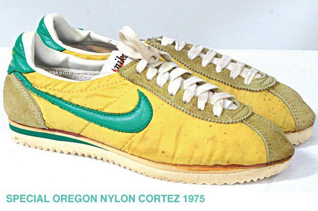 Vintage Collector Lindy Darrell Nike Runners 49