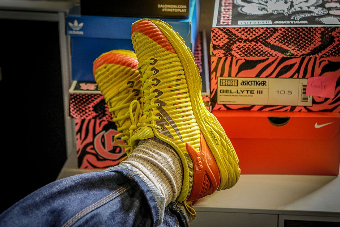 Sneaker Freaker Hq Freaky Feet On Foot February 20208