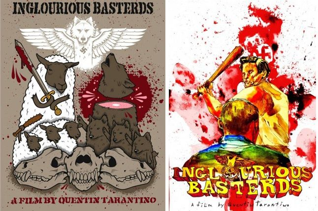 Upper Playground Quentin Tarantino Inglorious Basterds Prints 6 1