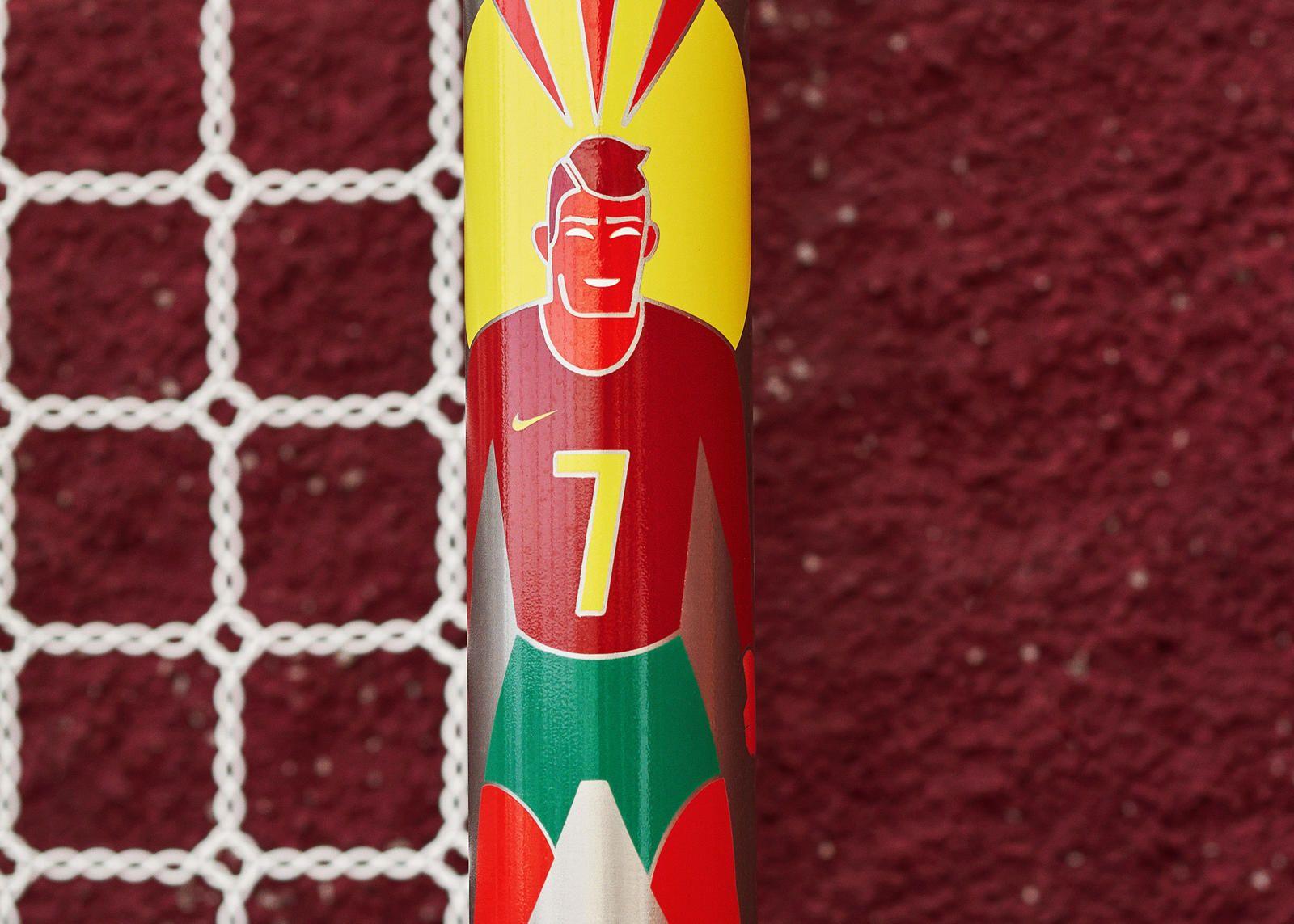 ronaldo nike pitch portugal