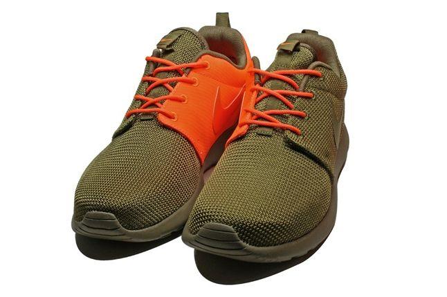Nike Roshe Run 2Face Orange Hero 1