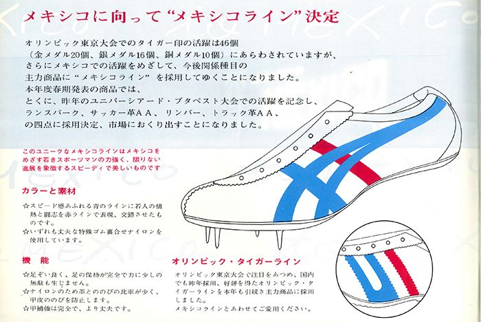 How The Tiger Got Its Stripes – Onitsuka Tiger Celebrates 50 Years15