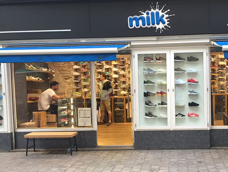 Shop Milk Store Nantes